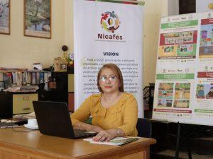 Aura Lila Sevilla Kuan Coordinadora del Comité / Presidenta ANCN